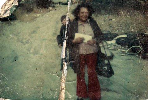 Great Grandma Keena